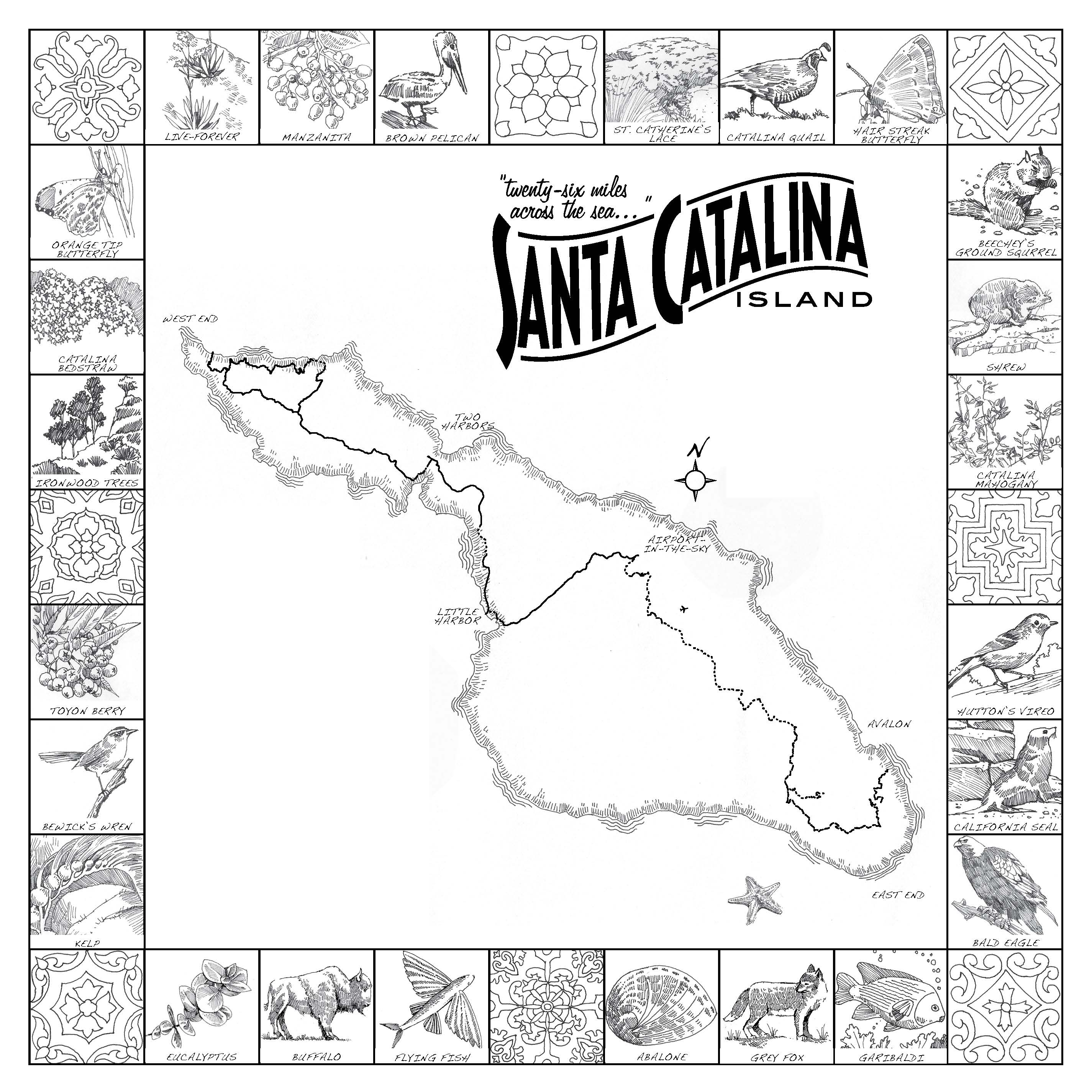 05Santa-Catalina-TRAIL-Map